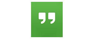 Google Hangouts - Abrima Soluciones Web