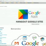 Hangout Google Sites