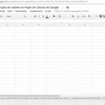Cómo extraer datos del mercado de valores en Hojas de Cálculo de Google