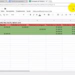 Cómo crear Documentos de Google desde una Hoja de Cálculo de Google