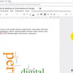 Cómo crear una imagen de nube de palabras en Documentos de Google