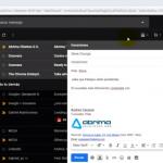 Cómo mencionar un contacto en Gmail
