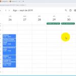 Cómo agregar señales visuales a eventos en Google Calendar