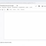 Cómo cortar un vídeo usando Presentaciones de Google