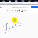 Cómo crear una firma digital en Documentos de Google