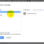 Cómo enviar correos electrónicos a colaboradores en Documentos de Google