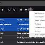 Cómo enviar correos electrónicos como archivos adjuntos en Gmail