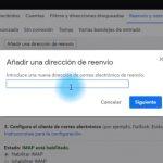Cómo reenviar mensajes de Gmail automáticamente a otra cuenta