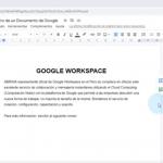 Cómo conectar personas dentro de un Documento de Google