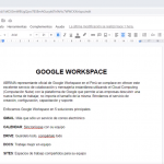 Cómo comparar Documentos de Google