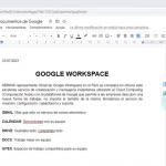 Cómo quitar encabezados en Documentos de Google