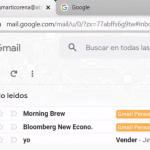 Cómo activar el icono del número de mensajes no leídos en Gmail